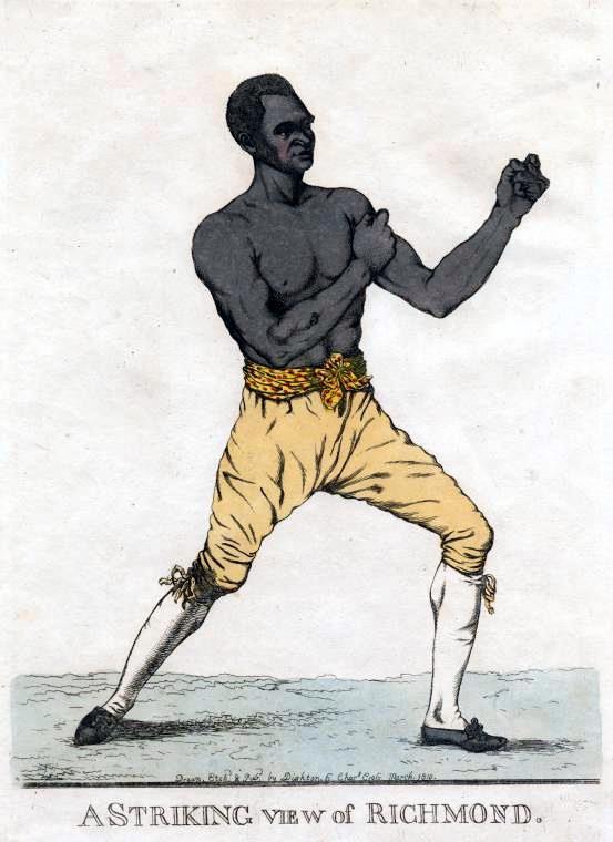 Bill Richmond – Boxer, Trainer, Socialite (andHangman?).