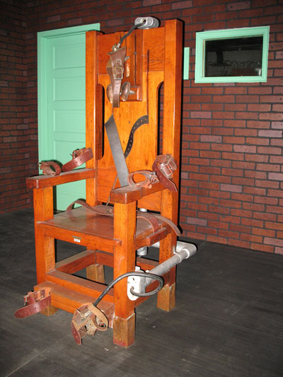 Old-Sparky texas