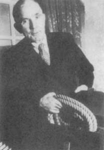 Albert Pierrepoint, King of the swingers.