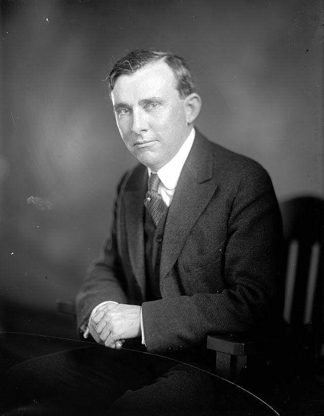 David Bibb Graves, Governor of Alabama from 1926 to 1930.