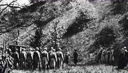 execution of Mata Hari