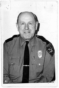 Dow. B. Hover, Sheriff's Deputy, electrical contractor and New York's last 'State Electrician.'