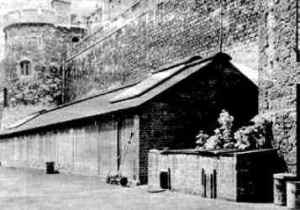 Place of execution: The miniature rifle range at the Tower.