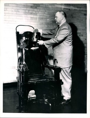 On This Day in 1962: Illinois bids farewell to Old Sparky (and James Dukes).